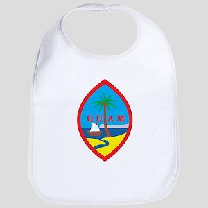 Guam Coat Of Arms Bib