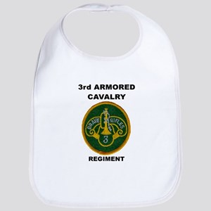 3RD ARMORED CAVALRY REGIMENT Bib