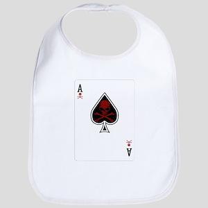 Ace of Spades Bib