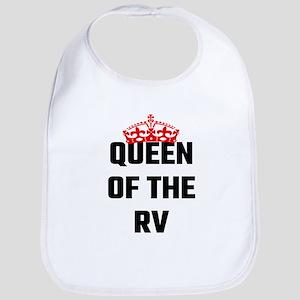 Queen Of The RV Bib