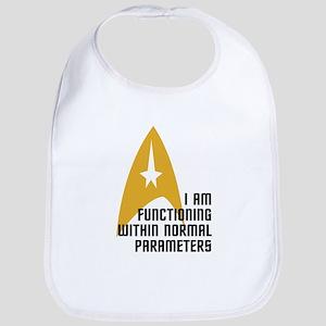 Star Trek - Normal Parameters Bib