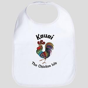 Kauai - The Chicken Isle Bib