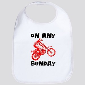 ON ANY SUNDAY Bib