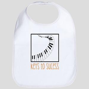 Keys To Sucess Bib