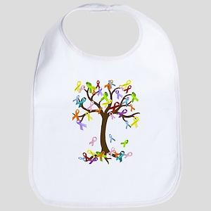 Ribbon Tree Bib