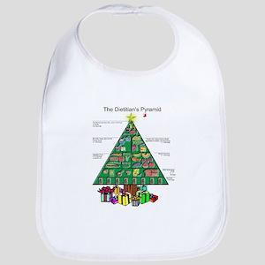 Dietitian Christmas Bib