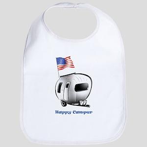 Happer Camper Bib