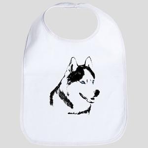 Siberian Husky Sled Dog Bib