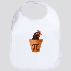 Chicken Pot Pi (and I dont care) Baby Bib