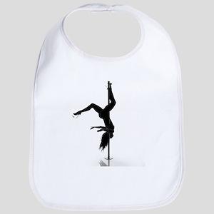 pole dancer 5 Bib