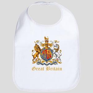 Royal Coat Of Arms Bib
