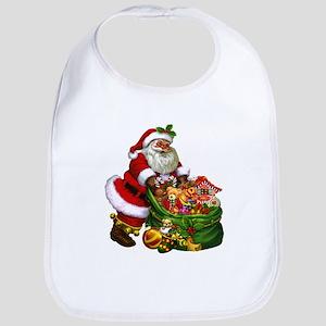 Santa Claus! Bib