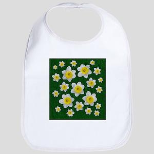 Spring Daffodils Bib