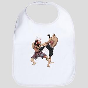 Muay Thai Kick Bib