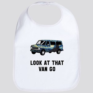 Look at that van go Bib