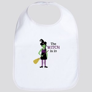 The Witch Is In Bib