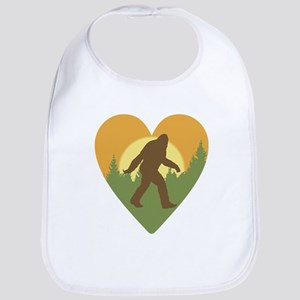 Bigfoot Love Bib