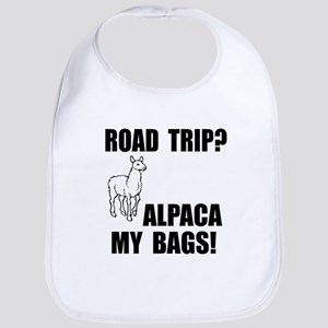 Alpaca My Bags! Bib