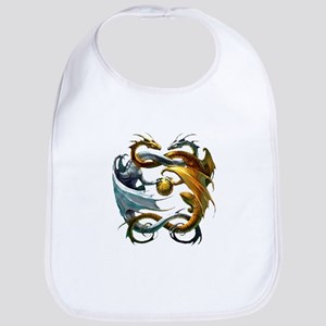 Battle Dragons Bib