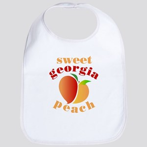 Sweet Georgia Peach Bib