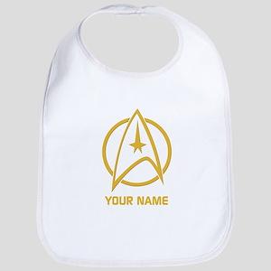 Star Trek: The Original Series Command Emblem Bib