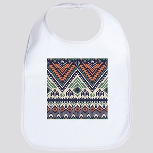Native Pattern Bib