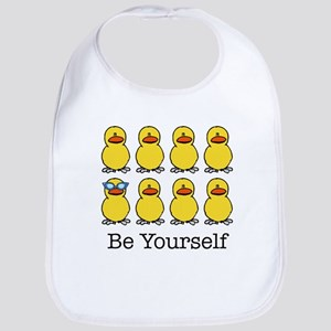 BE YOURSELF Bib