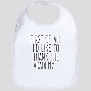 First of All, I'd Like to Thank the Academy... Bab