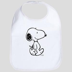 Peanuts Snoopy Baby Bib