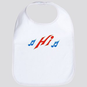 hirecords Baby Bib