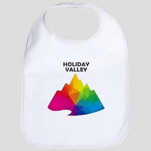 Holiday Valley - Ellicottville - New Yo Baby Bib