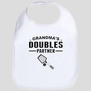 Grandmas Doubles Partner Bib