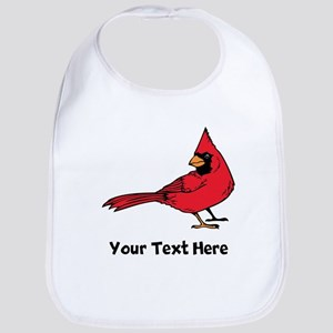 Red Cardinal (Custom) Bib