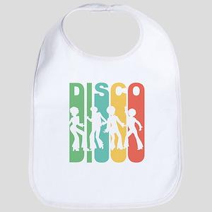 Retro Disco Bib