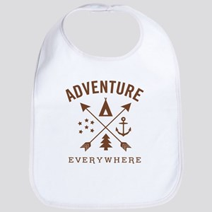 ADVENTURE EVERYWHERE Bib