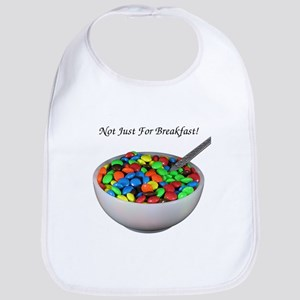 breakfast candy Bib
