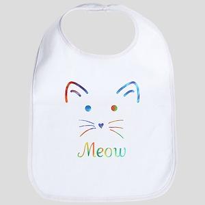 Meow Baby Bib