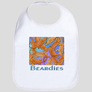 Bunches of Beardies Bib