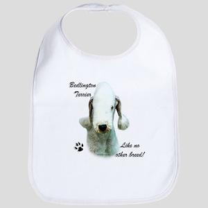 Bedlington Breed Bib