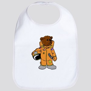 Buzz the Astronaut Bear Bib
