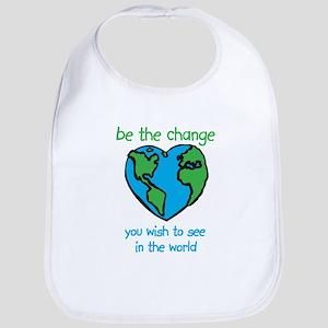 change Baby Bib
