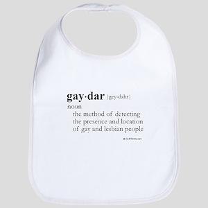 Gaydar definition Bib