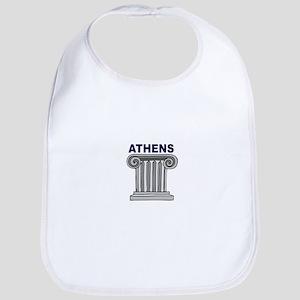 Athens, Greece Bib