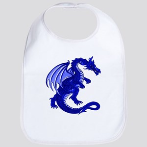 Blue Dragon Bib