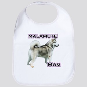 Malamute Mom4 Bib