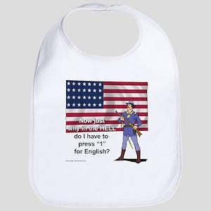 Press 1 for English Bib