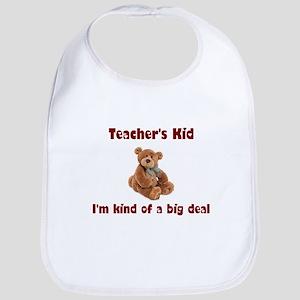 School Teacher Bib