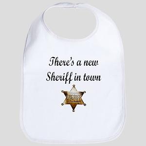 NEW SHERIFF IN TOWN Bib