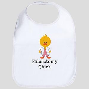 Phlebotomy Chick Bib