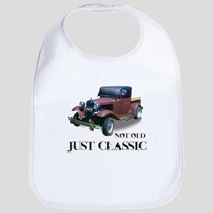 """not old """"just classic"""" Bib"""